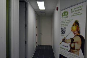 VR Noble doorway